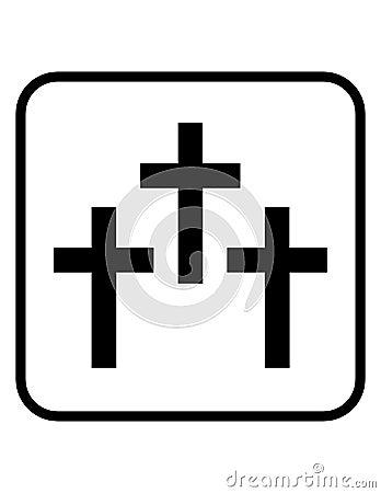 Cemetery Stock Photo - Image: 5533010