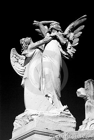 Free Cemetery Angels Royalty Free Stock Images - 2194059