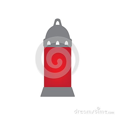 Free Cemetery Candle, All Saints` Day Lantern Royalty Free Stock Photos - 101556328