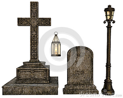 Cemetery objects