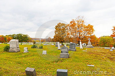 Cemetery in Pennsylvania