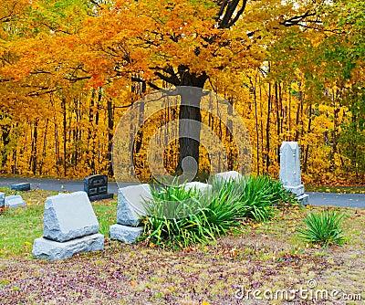 Cemetery in Pennsylvania