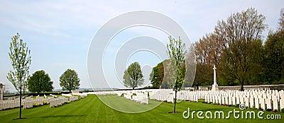 Cemetery at Vimy Ridge