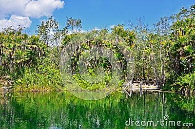 Cenote Cristal, Mexico