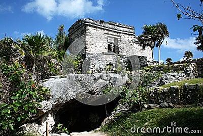 Cenote house