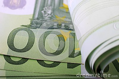100 cent euros