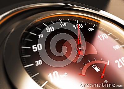 cent trente 130 kilom tres par heure concept de vitesse de voiture image stock image 33358291. Black Bedroom Furniture Sets. Home Design Ideas