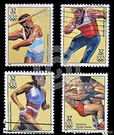 Centennial olympic games