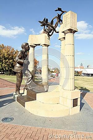 Centennial Olympic Park - Atlanta Editorial Image