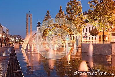 Center of Cluj