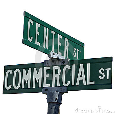 Center & Commercial