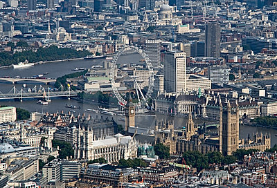 Center of London