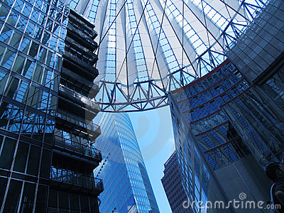 Center spelrum sony för berlin byggnader