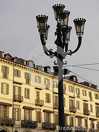 Center of Torino