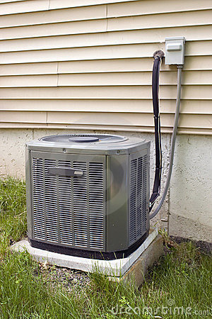 Central Air Conditioning