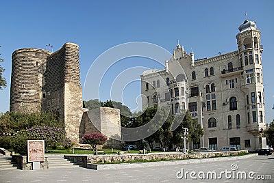 Central baku azerbaijan