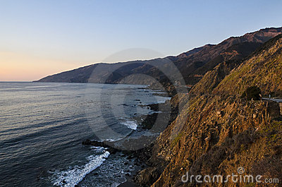 Central Coast, Big Sur, Monterey, California