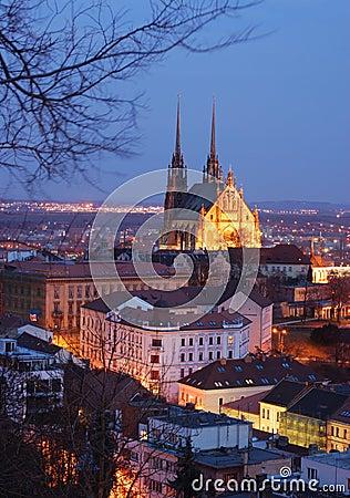 Central Europe, Czech rep,Brno