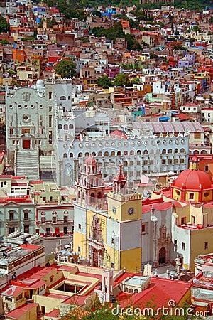 Free Central Guanajuato Stock Photo - 6526110