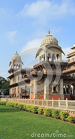 Central museum In Jaipur.