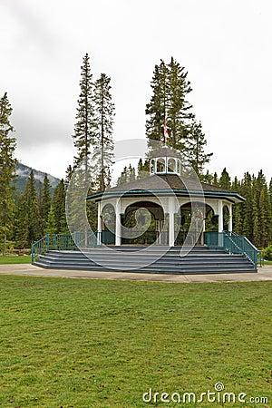 Central Park, Banff