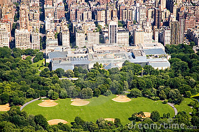 Central Park and Met Gallery