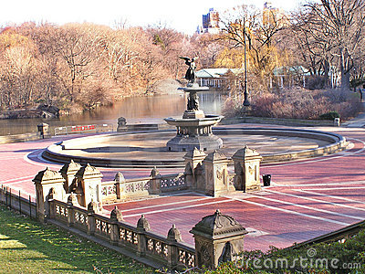 central park scenery 3
