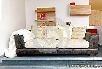 Central sofa