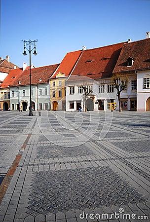 Central Square, Sibiu