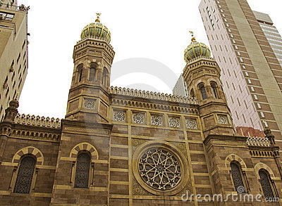 Central Synagogue in Manhattan