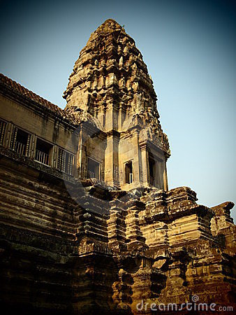 Central Tower of Angkor Wat