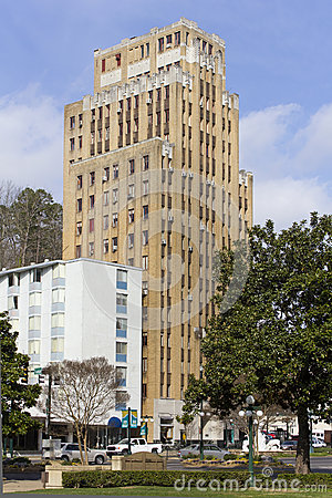 Central Tower Medical Arts Building Hot Springs AR