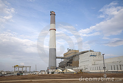 Centrale électrique du relevé