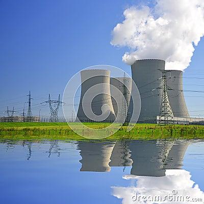 Centrale atomica