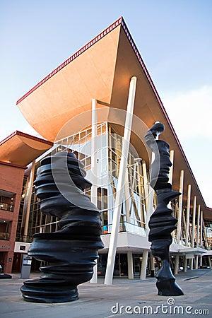 Centro de la manía para las artes interpretativas