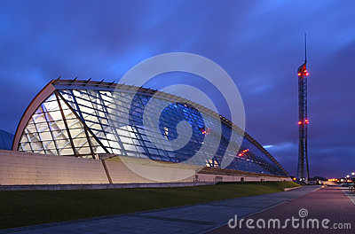 Centro di scienza di Glasgow