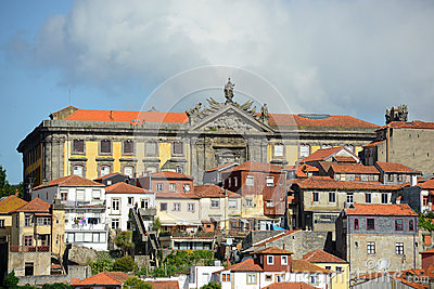 Centro Português de Fotografia, Porto Old City