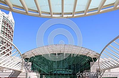 Centro Vasco da Gama in Lisboa, Portugal