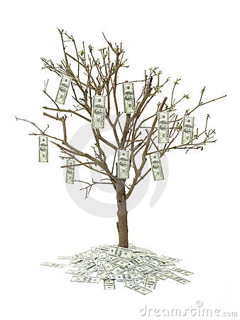 Cents arbres du dollar