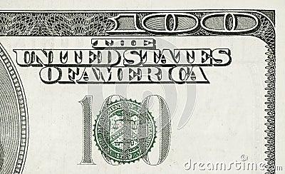 Cent détails du dollar