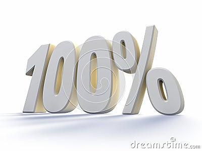 Cents pour cent