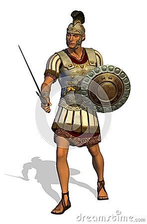 Centurión romano