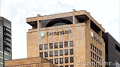 CenturyLink budynku powierzchowność zbiory