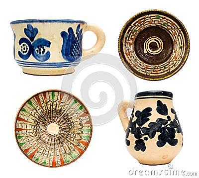 Cerâmica romena