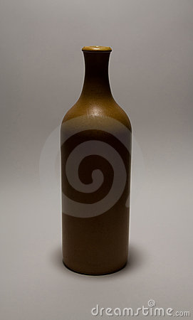 Free Ceramic Bottle Royalty Free Stock Image - 6029976