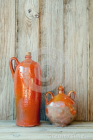 Ceramic Bottles