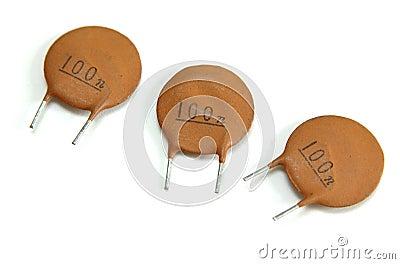 Ceramic Capacitor Stock Photos Image 1087673