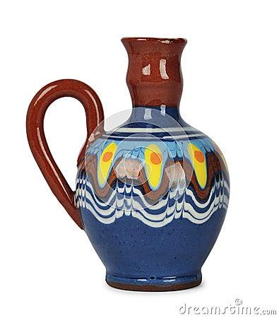 Ceramic crock