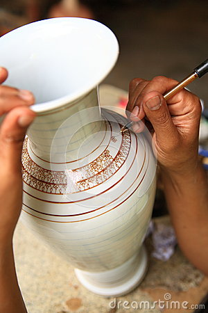 Ceramic making