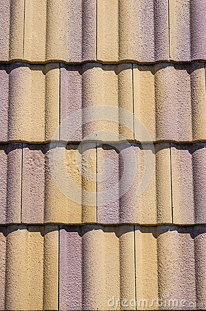 Free Ceramic Roof Tiles Royalty Free Stock Photo - 26456205